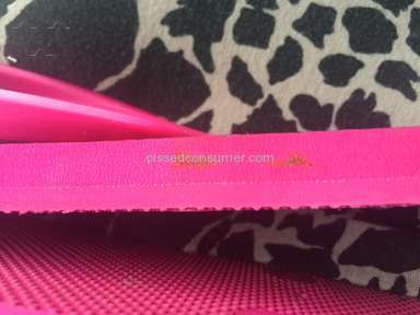 Lord And Taylor - Kate Spade Foxy Flip Flops Review from Tampa, Florida