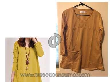 Fashionmia Clothing review 391622