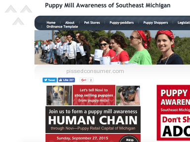 Puppy Mill Awareness Of Southeast Michigan - South East Michigan Puppy Mill Awareness