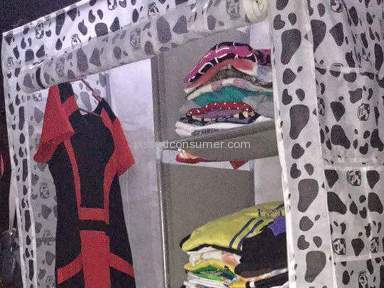 Lazada Philippines Wardrobe review 139569