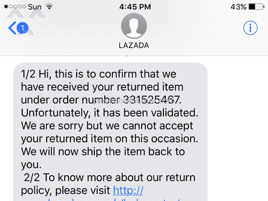 Lazada Philippines Shampoo review 212970