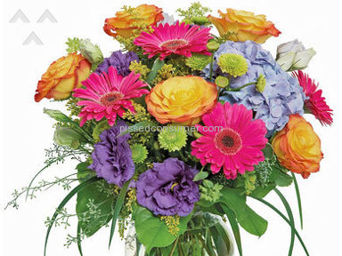 Flower Delivery Express Arrangement Review from Katy, Texas
