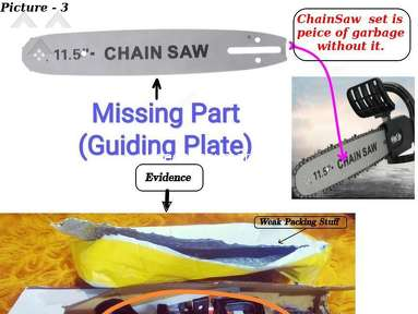 Aliexpress Chainsaw review 367064
