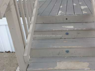 Behr Deckover Deck Paint review 127737
