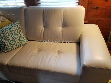 Z Gallerie - Sofa Review from Port Neches, Texas