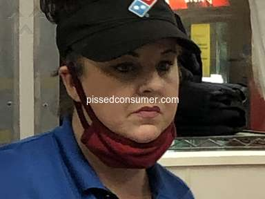 Dominos Pizza Fast Food review 762983