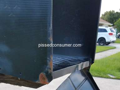 UPS Damaged my Mailbox & won't fix it!