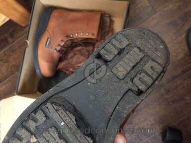 Wolverine - Boot soles falling apart