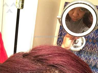 Smartstyle Hair Perm Review from La Place, Louisiana