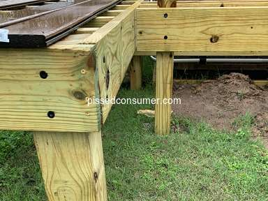 Home Depot Installation review 502499