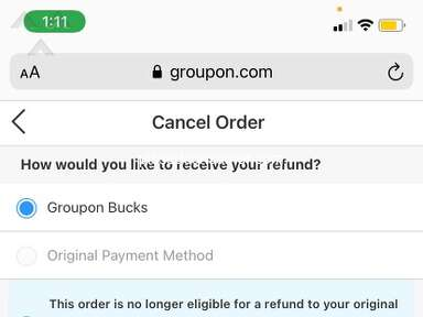 Groupon Gift Cards, Rewards and Cashbacks review 976337