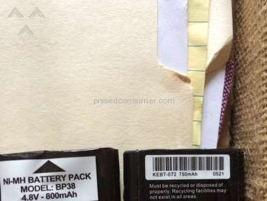 Factory Outlet Battery Review 239310