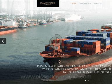 Davenport Laroche Website review 180256
