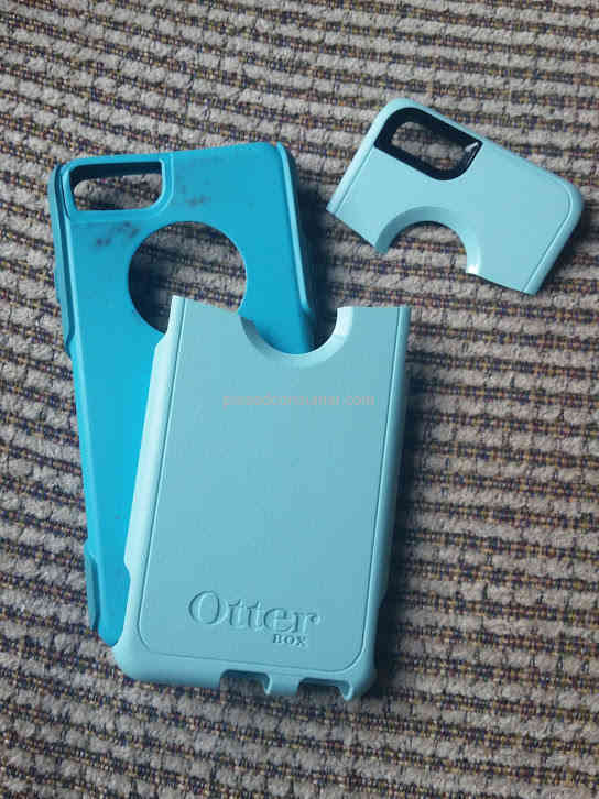 the best attitude 58cf1 1d398 Defective Otterbox under warranty, but but I have to pay for ...