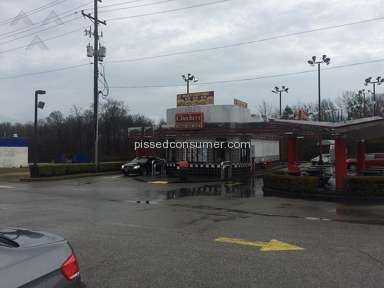 Checkers Drive In - French Fries Review from Memphis, Tennessee