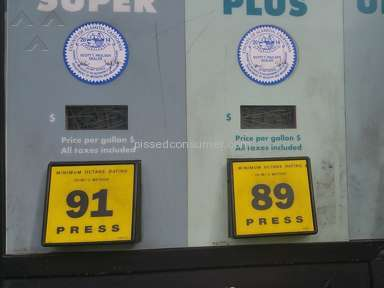Valero - Gas Review from Oakland, California