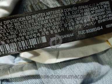 Zara Jeans review 541783