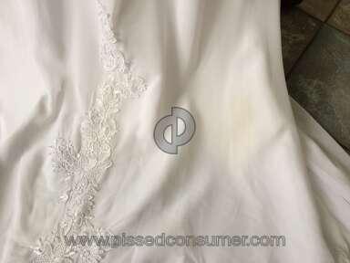 Dhgate Honeywedding Wedding Dress review 130545