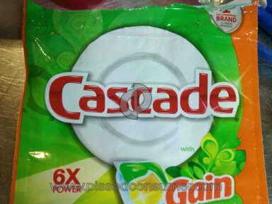 Cascade Clean Dishwashing Detergent review 139685