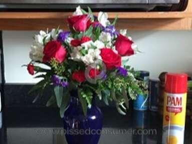 Sendflowers Flowers / Florist review 361810