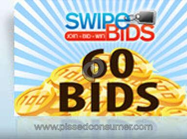 SwipeBids - SwipeBid