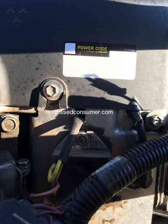 121 Briggs And Stratton Complaints and Reports @ Pissed Consumer