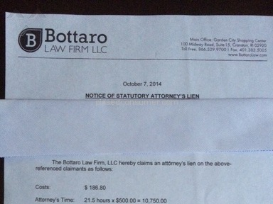 Bottaro Law Firm Lawyers and Legal Services review 102439