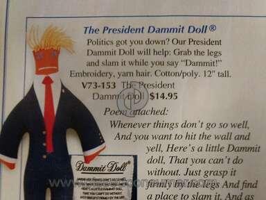 Catalog Favorites - Anti-Trump items