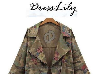 Dresslily Coat review 104155