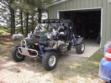 Powersportsmax Motorcycles and ATVs review 430