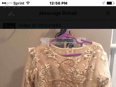 DHgate - 2 Flower girl dresses