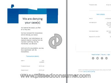 Paypal Cash Services review 1053877