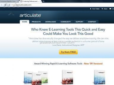 Articulate Software review 482