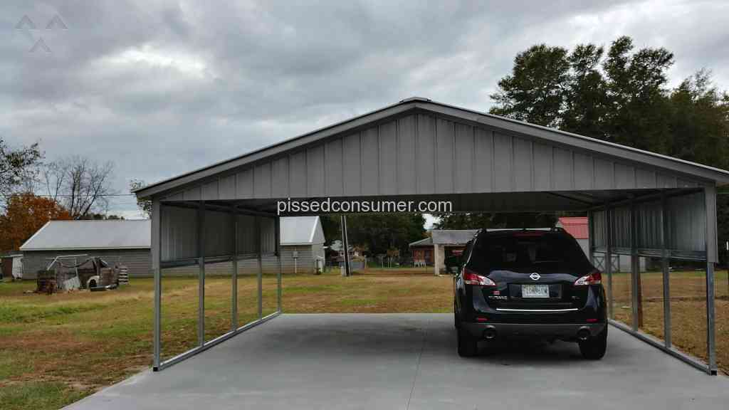 Attractive Tnt Carports   EXTREMELY SATISFIED WITH SERVICE AND PRODUCT