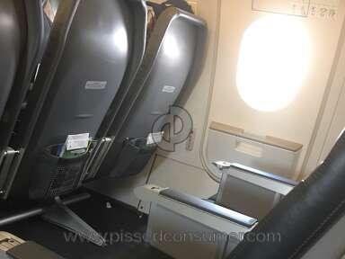 Frontier Airlines - Half full