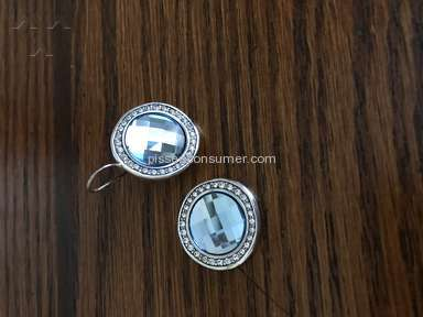 Brighton Collectibles - Earrings Repair Review from Lincoln, Nebraska