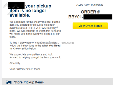 Best Buy - Terrible service and planning
