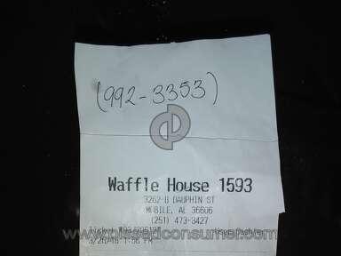 Waffle House - Horrible