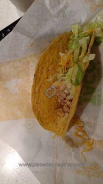 Del Taco Burrito