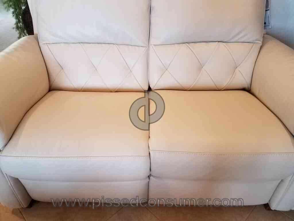 Baers Furniture Natuzzi Editions Sofa Review 213390