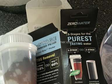 Zerowater - Filter Review from Denville, New Jersey