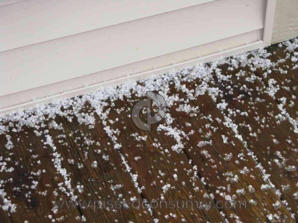Erie Insurance Hail Roof Damage