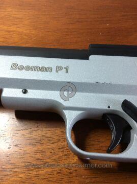 Weihrauch Beeman P1 Pistol