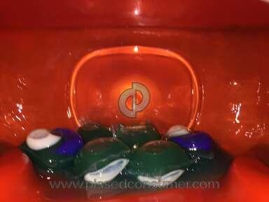 Tide Plus Febreze Pods Laundry Detergent review 160058