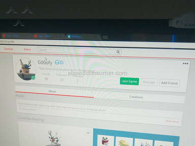 Roblox Account review 270594