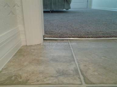 Floor World Of West Florida Household Services review 113031