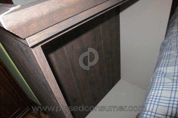 Sauder Furniture New Grange Cabinet