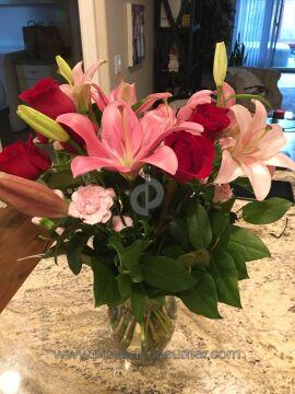 Justflowers Love Potion Bouquet