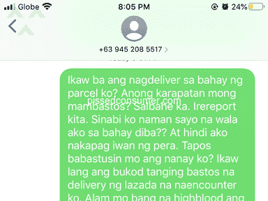Lazada Philippines Lazada Express Philippines Courier Delivery Service review 673213