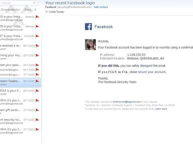 Facebook Account review 846936
